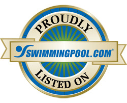 Proudly listed on swimmingpool.com